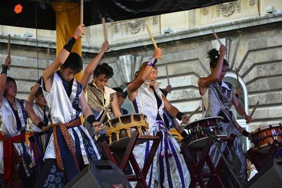 Cambodia music festival