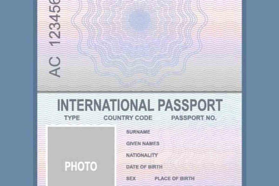 Buy Registered passport online